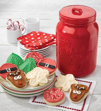 Collector's Edition Holiday Cookie Jar