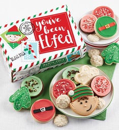 You39ve Been Elfed Treats Box