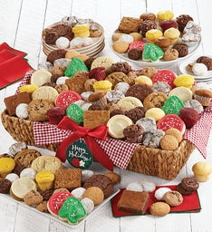Holiday Grand Gift Basket