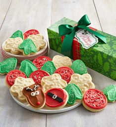 Home for the Holidays Cookie Boxes