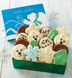 Winter Wishes Gift Box - 16 Cookies