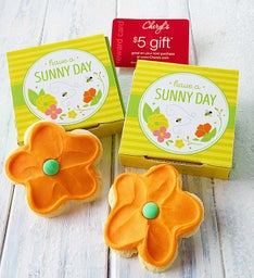 Sunny Day Cookie Card