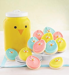 Collector's Edition Easter Cookie Jar