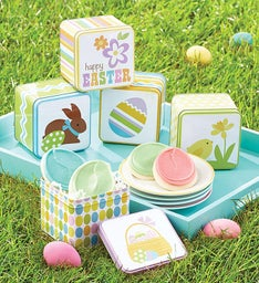 Easter Gift Tins Set of 5
