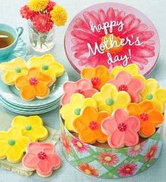 Mother's Day Gift Tin - Frosted Assortment
