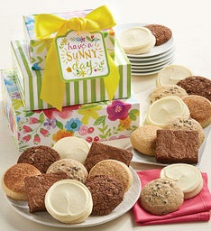 Gluten Free Have a Sunny Day Gift Tower