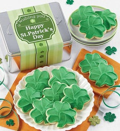 Happy St Patrick39s Day Gift Tin