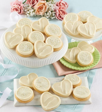 Wedding Celebration Cookie Box