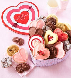 Love Struck Gift Tin - Treats