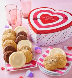 Gluten-free Love Struck Gift Tin
