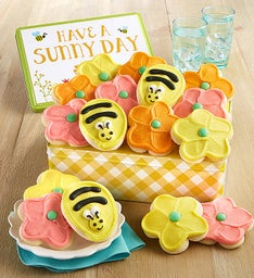 Have a Sunny Day Cut-out Gift Tin