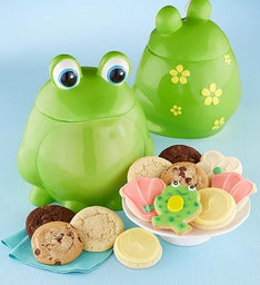 Collector39s Edition Toad-ally Awesome Cookie Jar