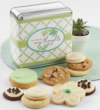 Youre in My Thoughts Treats Gift Tin