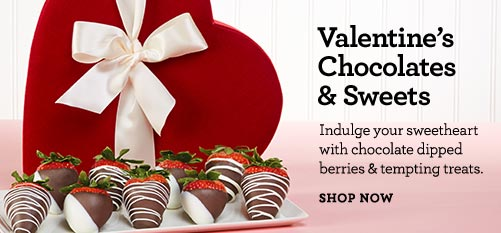 Valentine's Chocolates & Sweets