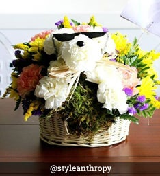 party animals | animal shaped flowers | 1800flowers.com