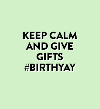 Keep Calm and Give Gifts
