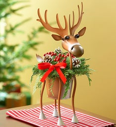 Happy Holidays Reindeer