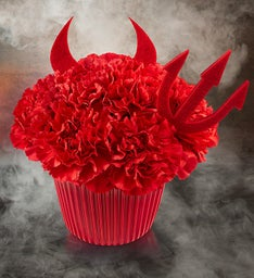 Devil Food Flower Cupcake™