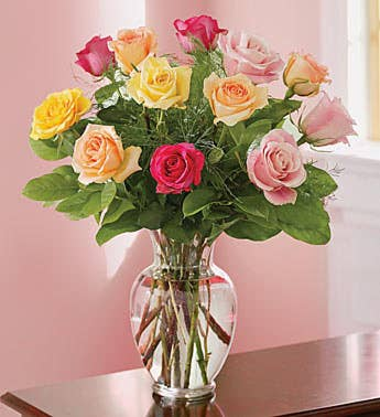 Rose Elegance Premium Assorted Roses