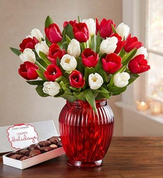 Holiday Tulips: 30 for $30