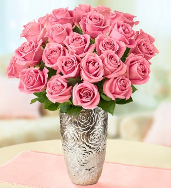 Pink Roses for Sympathy