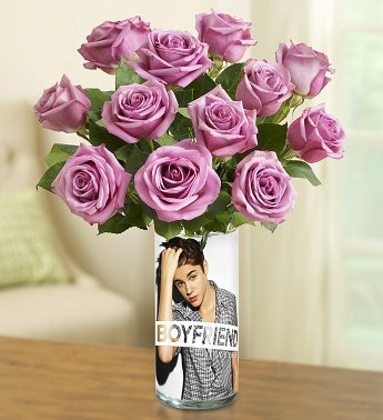 Boyfriend Bouquet by Justin Bieber