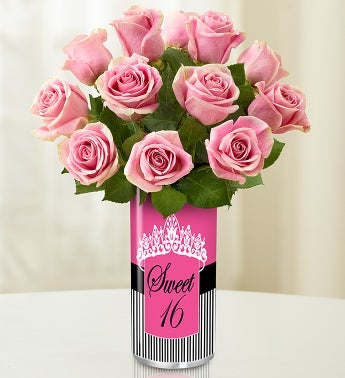 Sweet 16 Bouquet