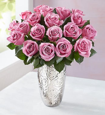 Purple Roses: Buy 12, Get 12 Free