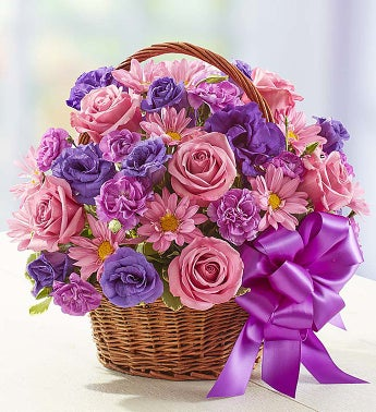 Basket of Blooms™