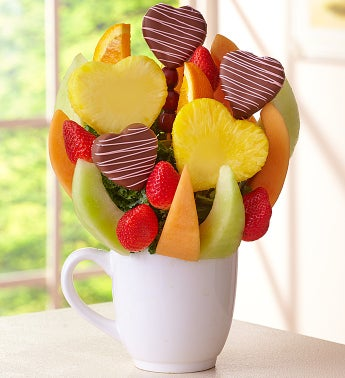 Sweet Pineapple Treat™ by Fruit Bouquets