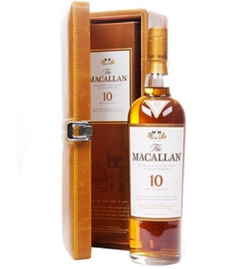Macallan Whisky Gift Box