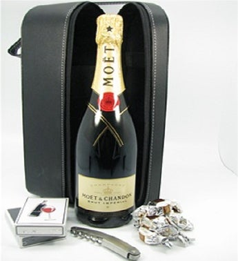 Moet & Chandon Champagne & Chocolates Gift