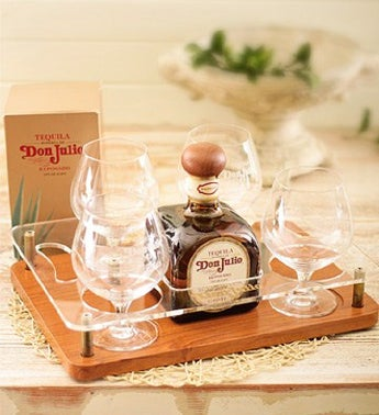 Don Julio Tequila Set
