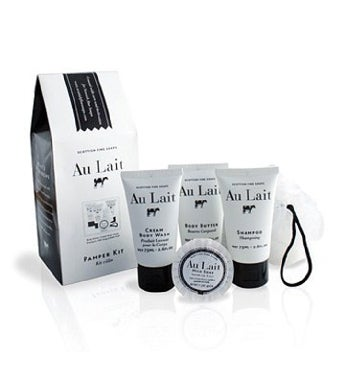 Au Lait Pamper Kit