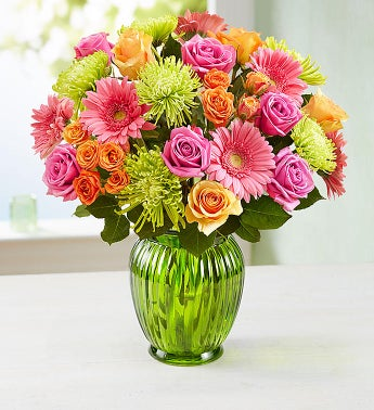 Vibrant Blooms Double Your Bouquet for Free
