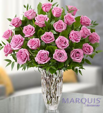 Marquis by Waterford® Premium Purple Roses