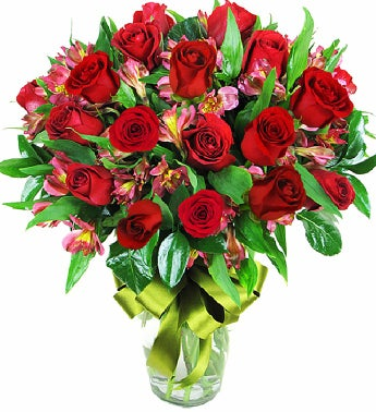 Red Paradise Arrangement