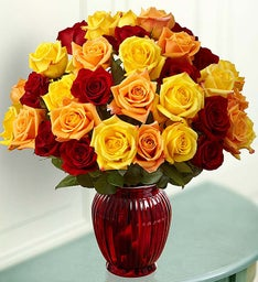 Autumn Roses: 36 for $36