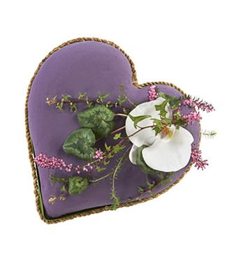Sweetheart Funeral Decoration