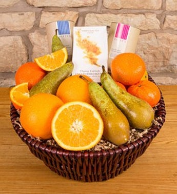 Fruit & Tea Hamper
