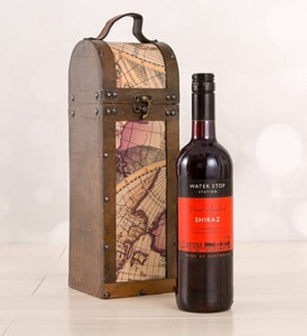 Down Under Red Wine Case