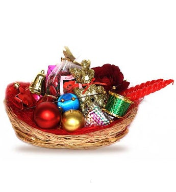 Blessed Christmas Basket