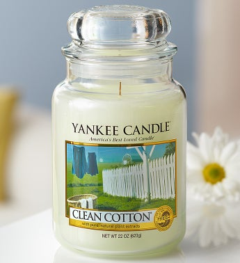 Clean Cotton Yankee Candle®