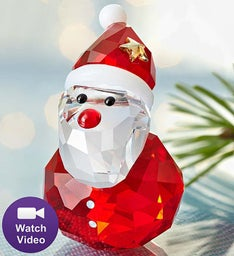 Swarovski® Crystal Holiday Collectibles