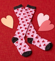 Sweetheart Socks for Men or Women