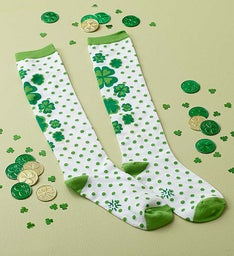 Luck O' The Irish Women's Socks