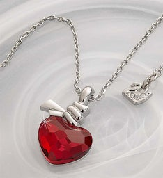 SWAROVSKI® Ties of Love Necklace