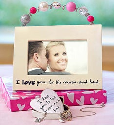 I Love You to the Moon and Back Gift Set