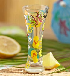 Lolita® Summer Shot Glass