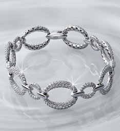 Stylish Link Bracelet